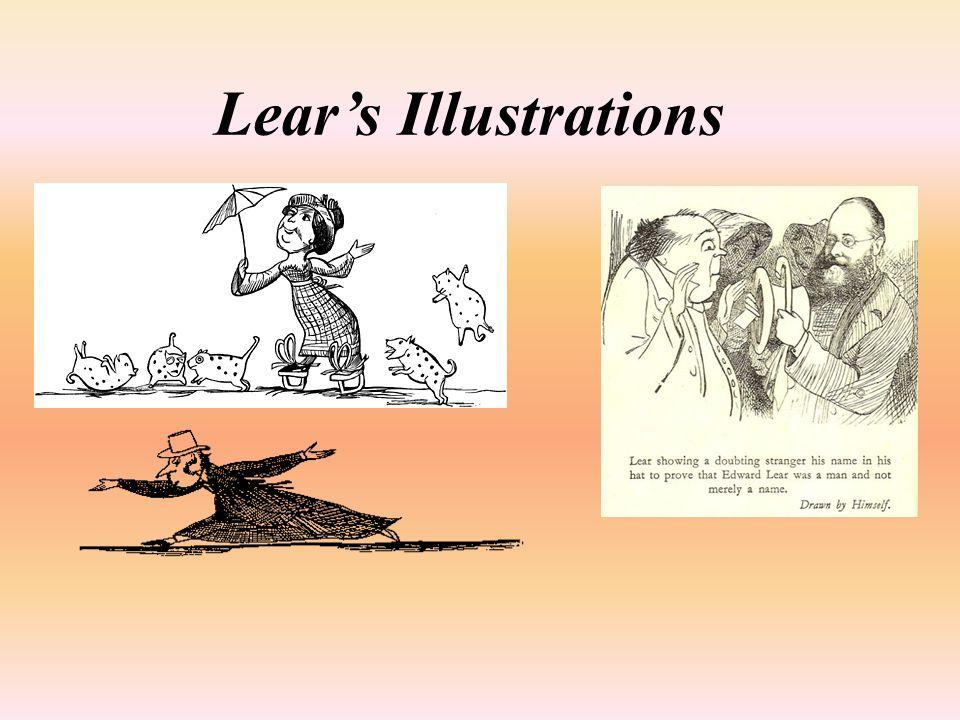 Lear's Illustrations
