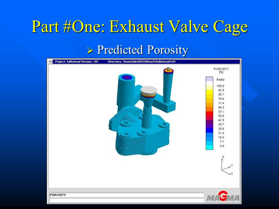 Part #One: Exhaust Valve Cage Manufacturing Plan PartExhaust Head Process Sub- Processe s LocationTools Core making Filling Core wash repairFoundryCore Boxes Sand Mixer daub paste wash Molding Molding Mold washing Coring ClosingFoundryPatterns Wash Files Paste Chaplets Clamps/Weights Pouring Foundry Cleaning/ Inspection Foundry/Ou t SourceSand Blaster Grinders Paint Equip.