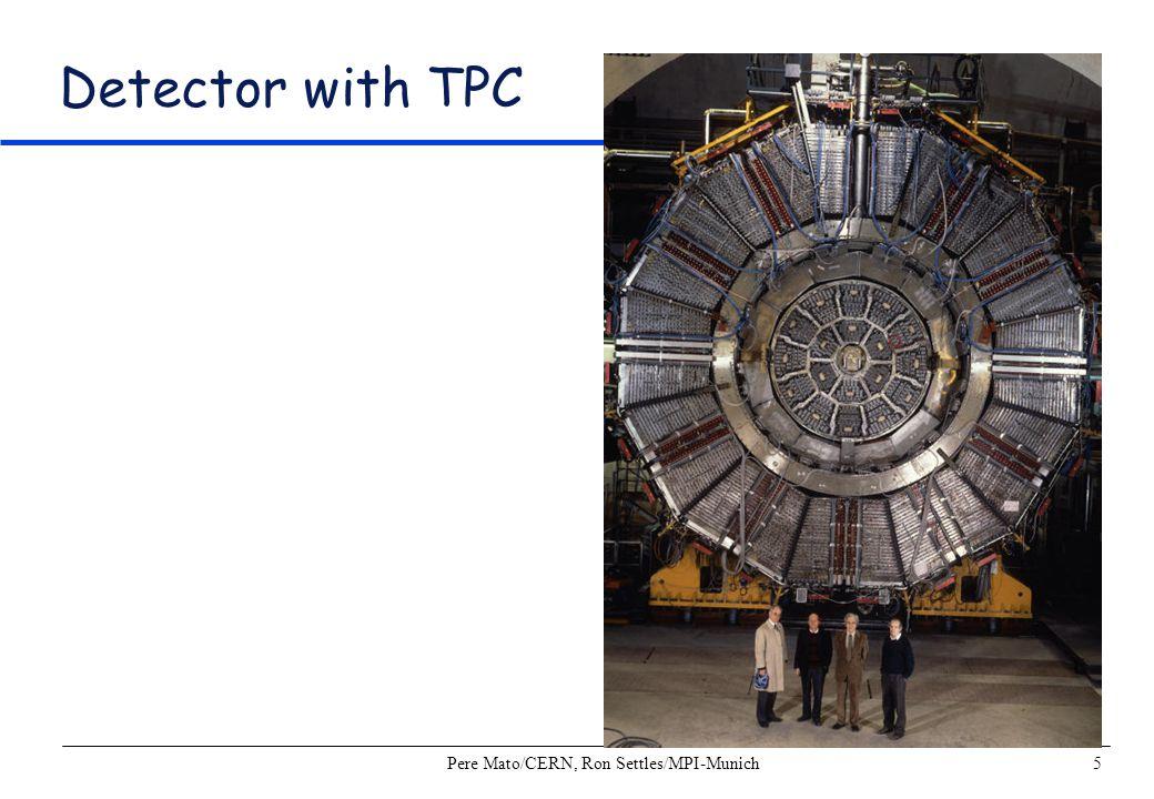Pere Mato/CERN, Ron Settles/MPI-Munich6 ALEPH Event