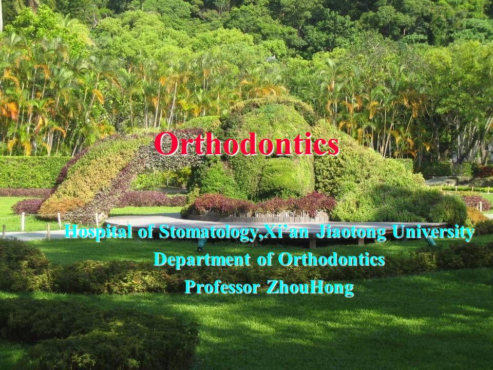 六、 methods 1.Preventive Orthodontics 1.