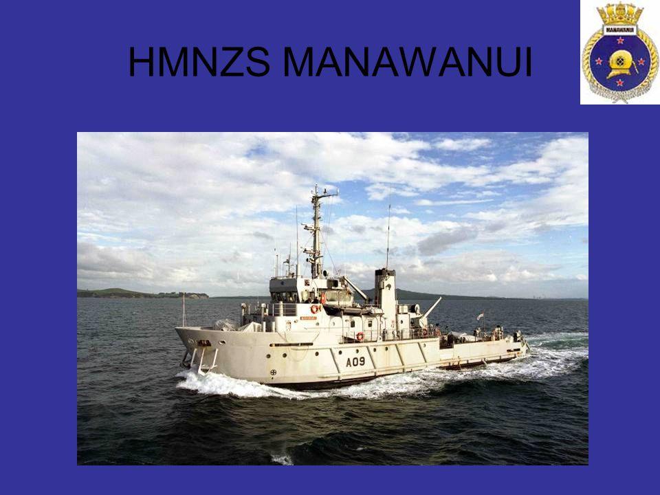 HMNZS MANAWANUI
