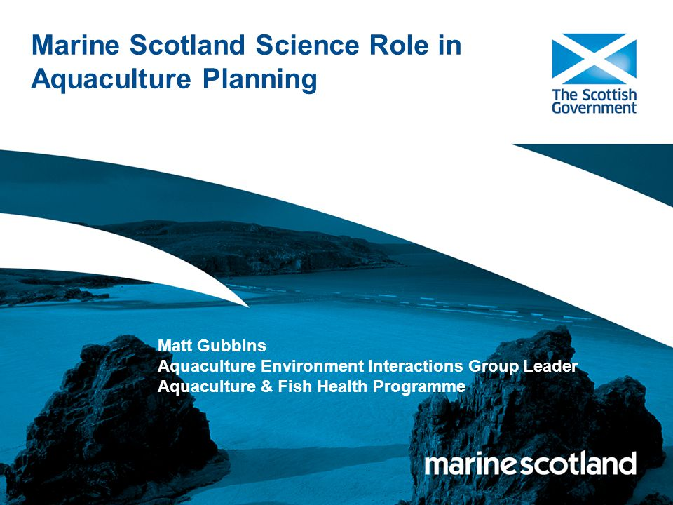Locational Guidelines Lochs, voes, bays etc.