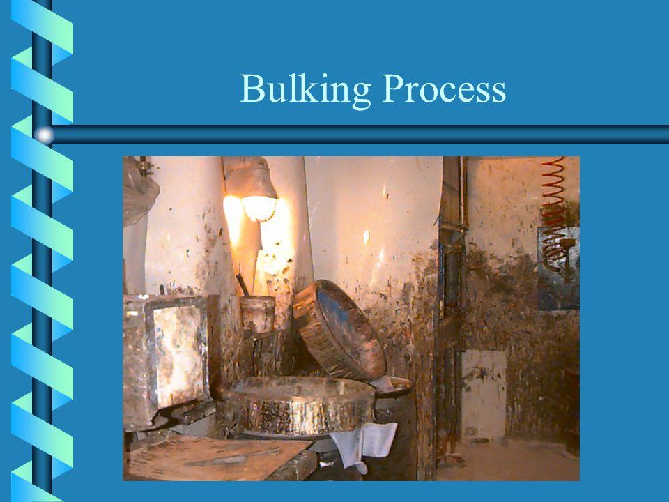 Bulking Process