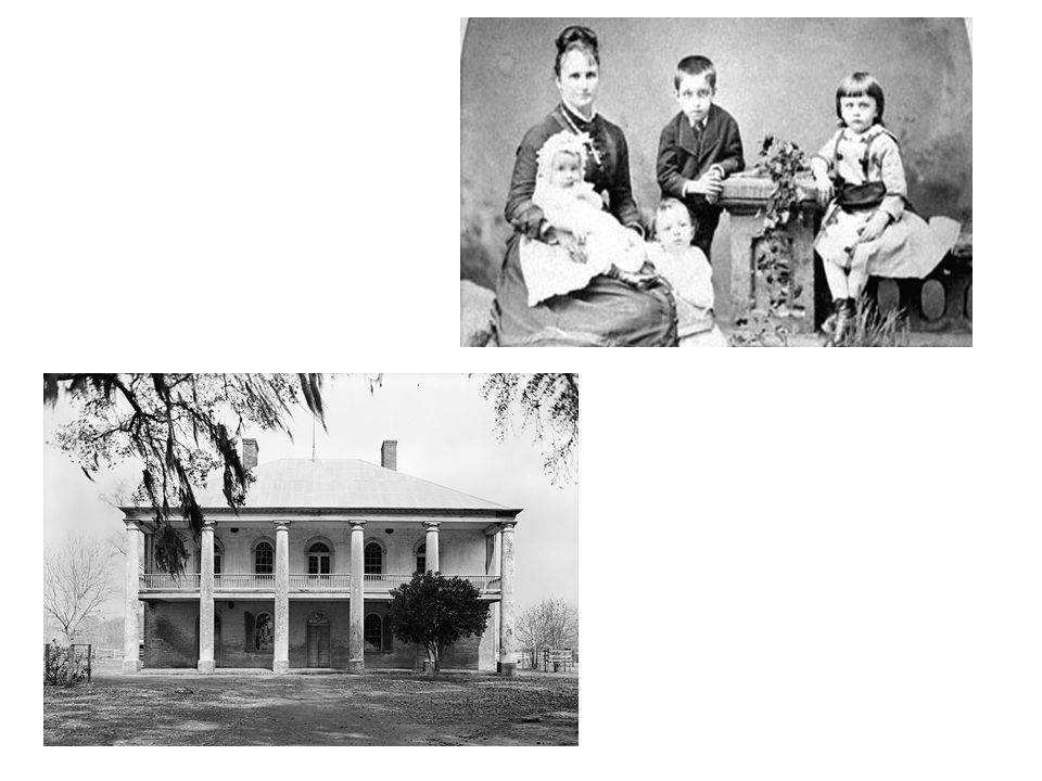 Continued… Between 1871 and 1879, she gave birth to five sons and a daughter.