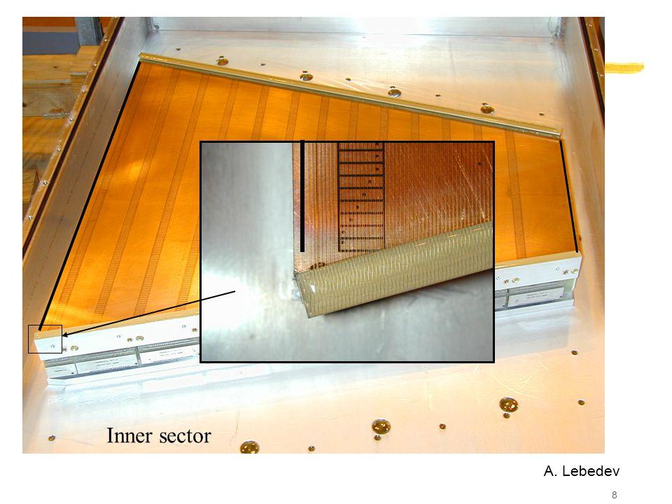 8 Inner sector A. Lebedev