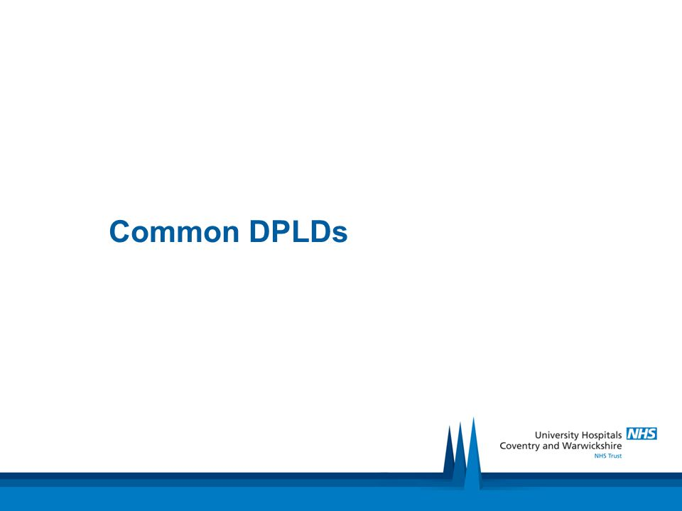 Common DPLDs