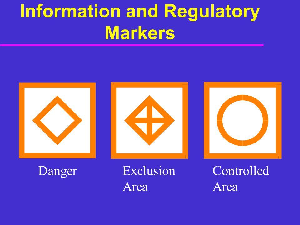 No Lateral Significance markers NR NG NB