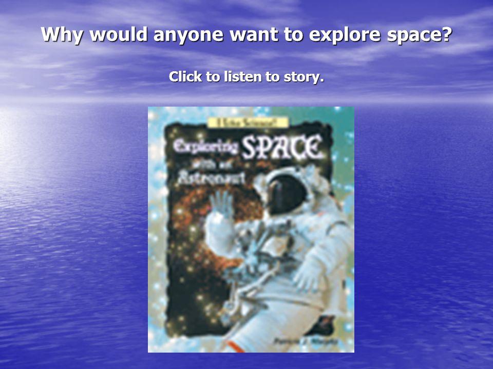 Exploring Space Monday Amazing Words