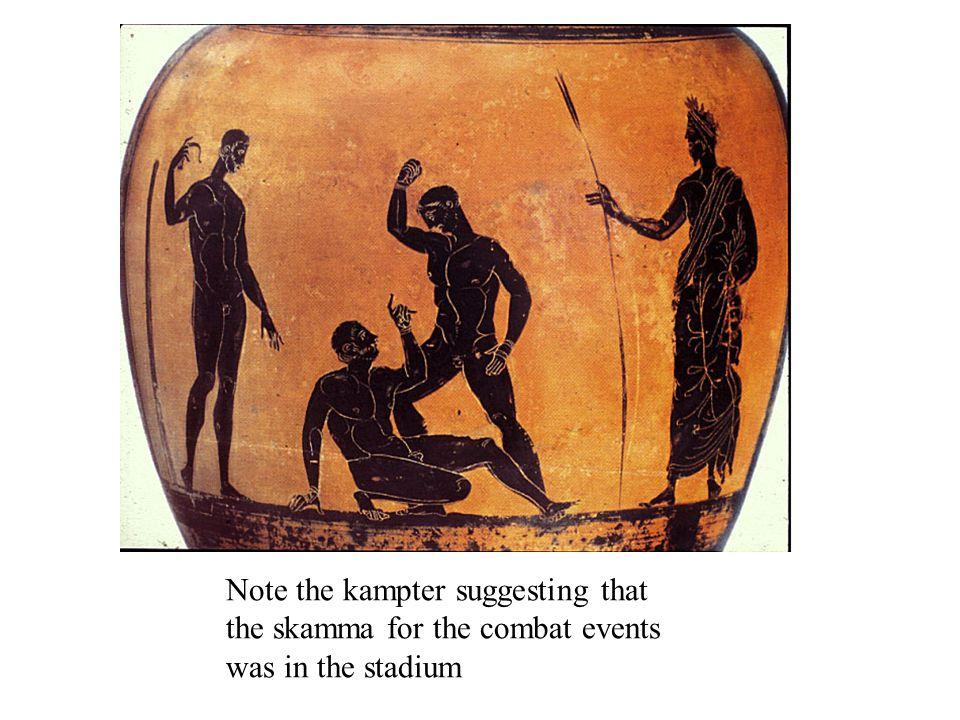 Pale (Wrestling) 708 B.C.
