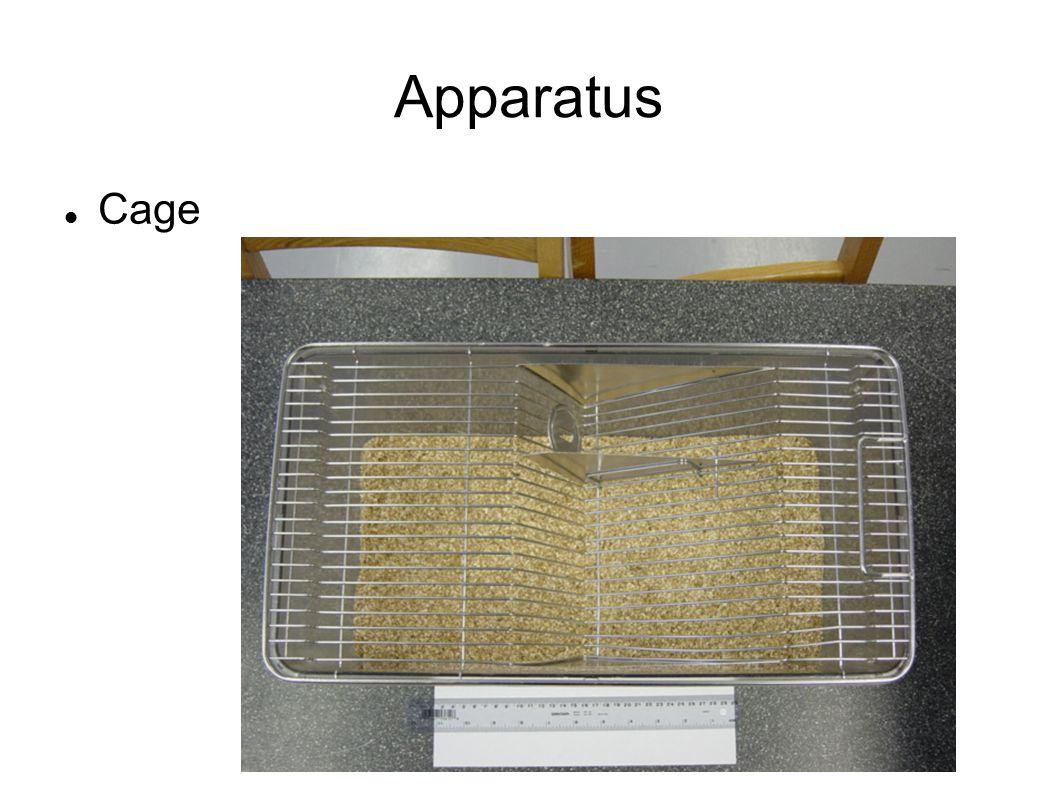 Apparatus Cage