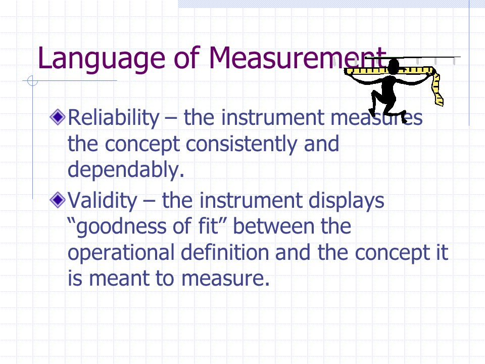 Language of Measurement Sensitivity – The probability that an individual who is a risk drinker will test positive using the screening tool.