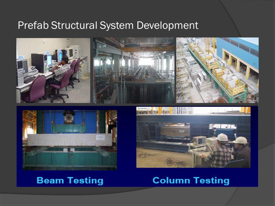 Prefab Structural System Development