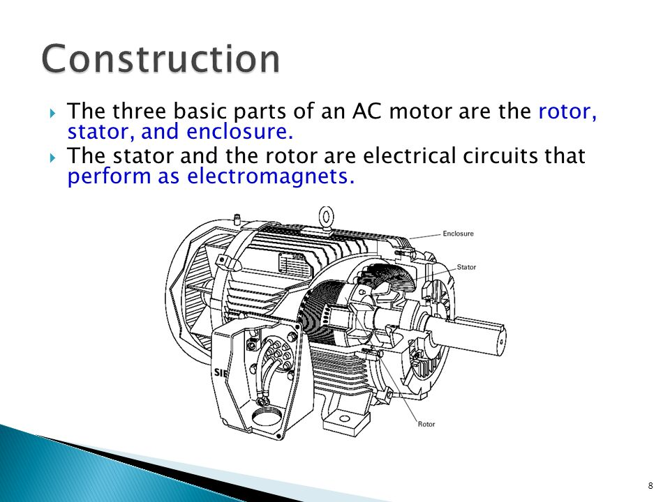  The centrifugal switch is provided to short circuit all the commutator segments at about 75-80 percent of synchronous speed.