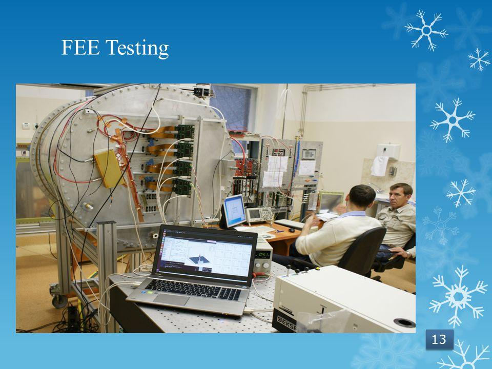 FEE Testing 13