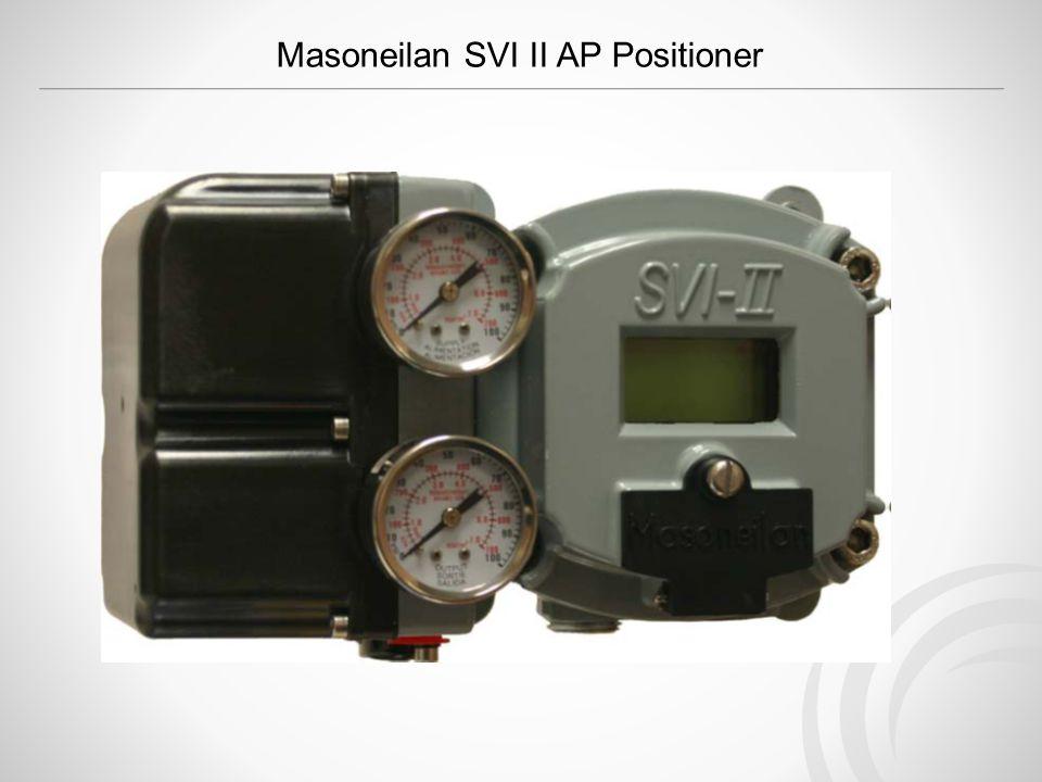 Masoneilan SVI II AP Positioner