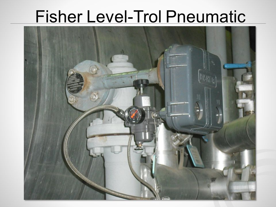 Fisher Level-Trol Pneumatic Controller