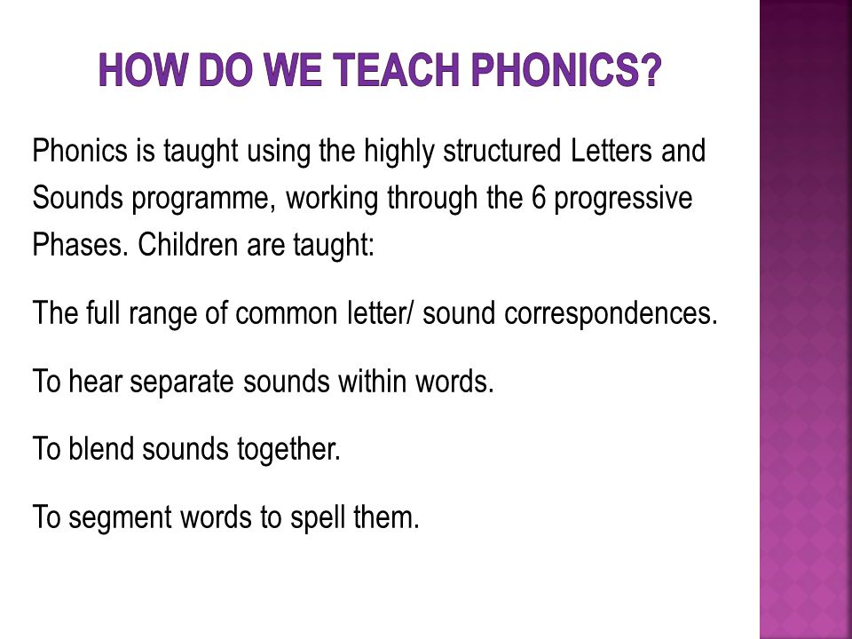 Although there are 26 letters in the English alphabet, there are more than 40 speech sounds.