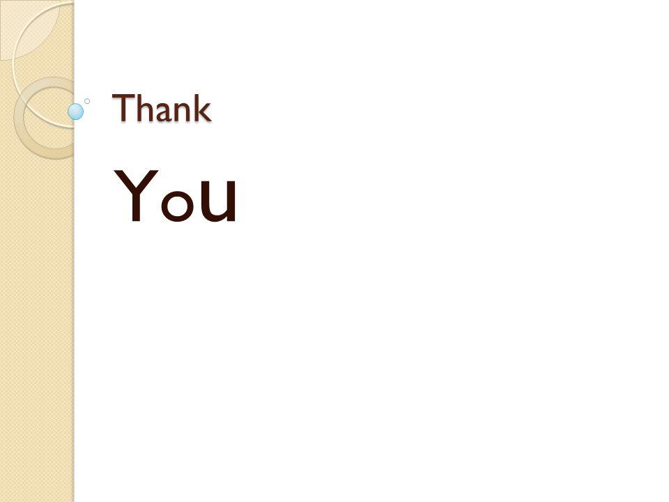 Thank YouYou