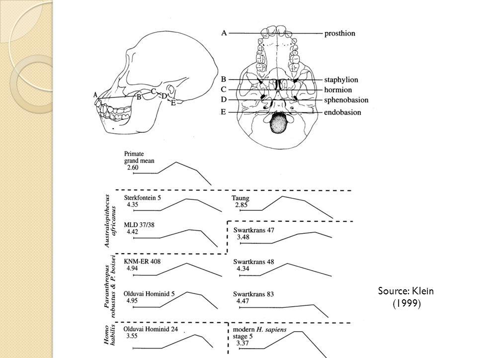 Source: Klein (1999)