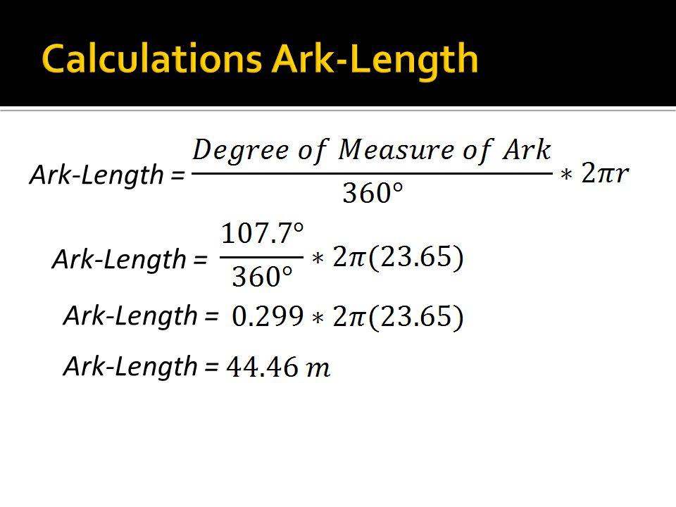 Ark-Length =