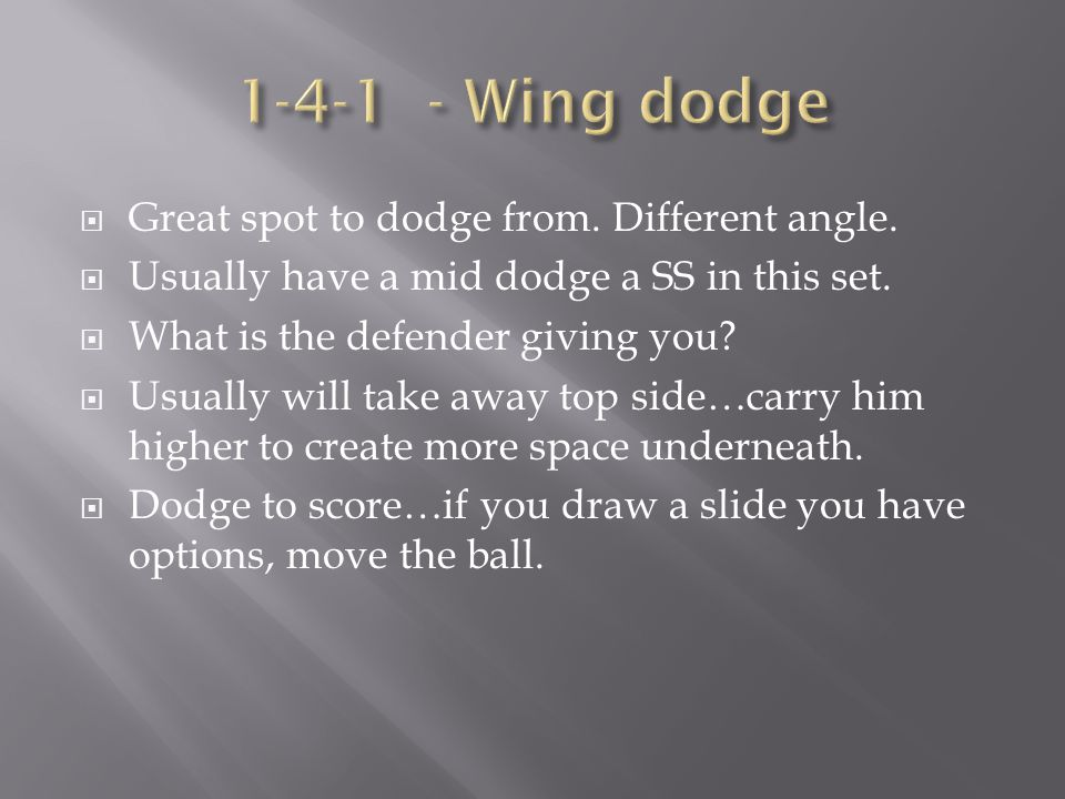  Great spot to dodge from. Different angle.  Usually have a mid dodge a SS in this set.