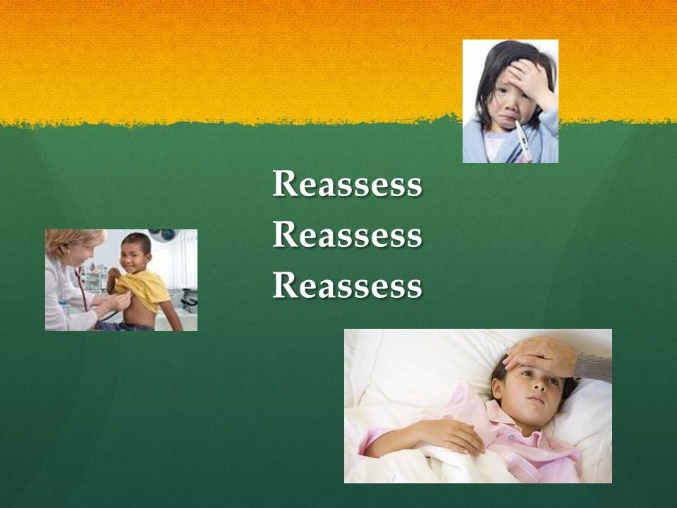 ReassessReassessReassess