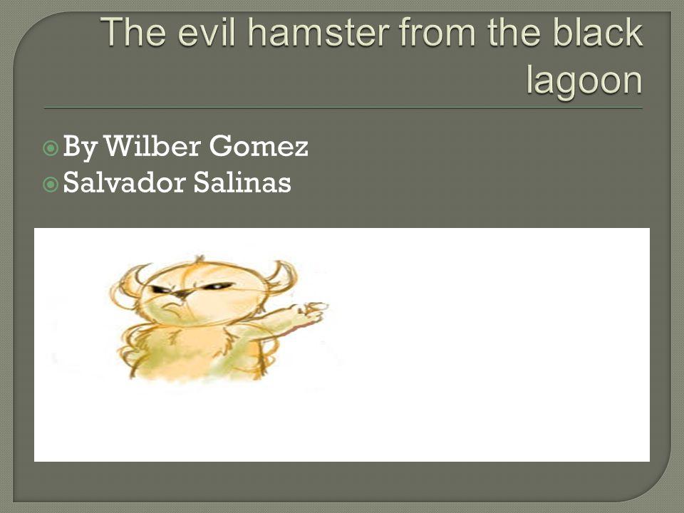  By Wilber Gomez  Salvador Salinas