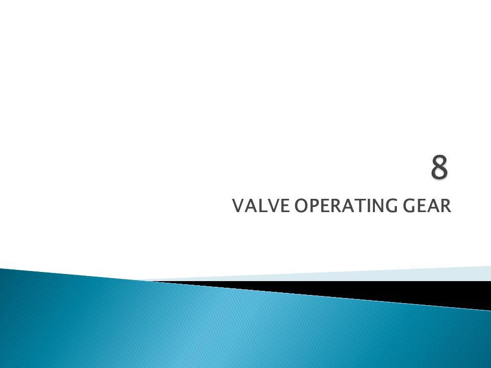 VALVE OPERATING GEAR