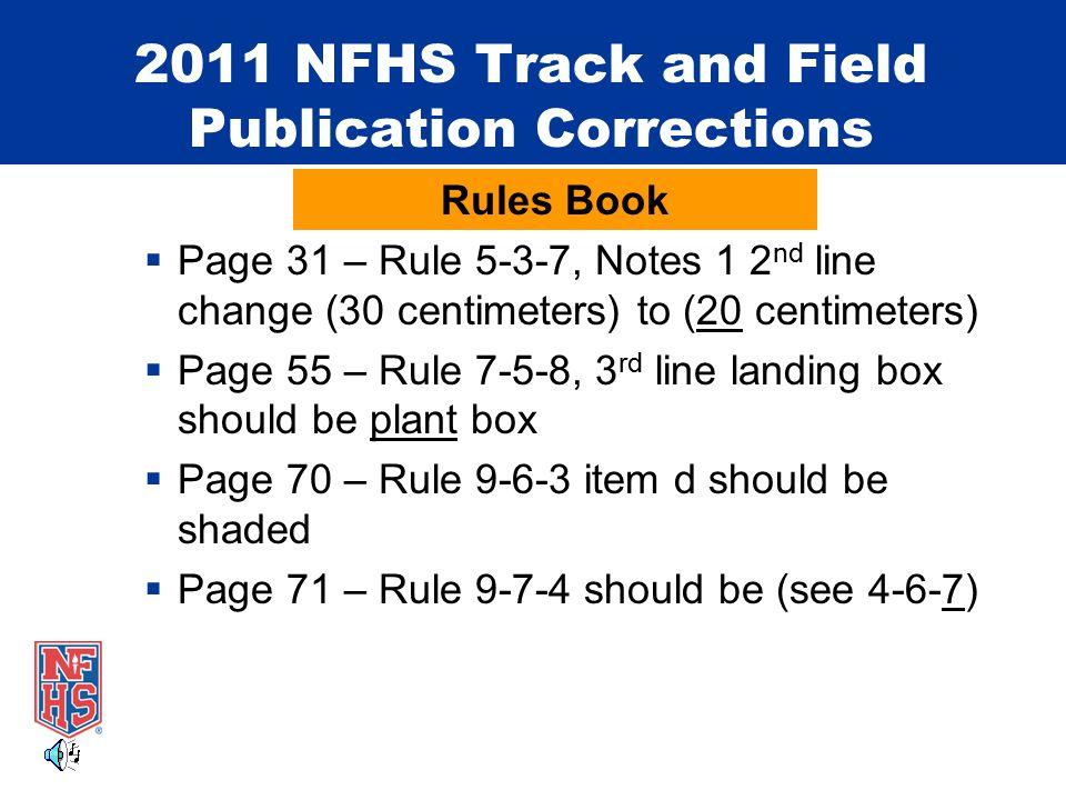Braces, Concussion Management and Modifications Rules 4-4-1 thru 3  If a guard, cast, brace, splint, etc.