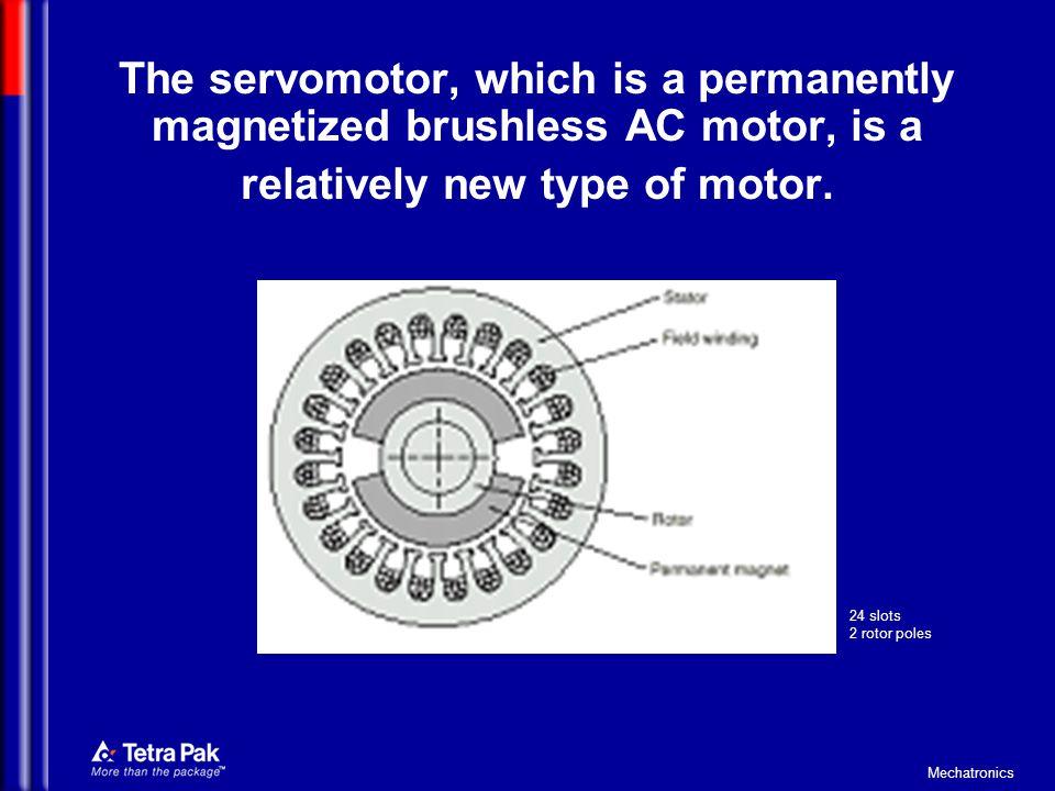 Mechatronics Position Sensors used in the Brushless Motors