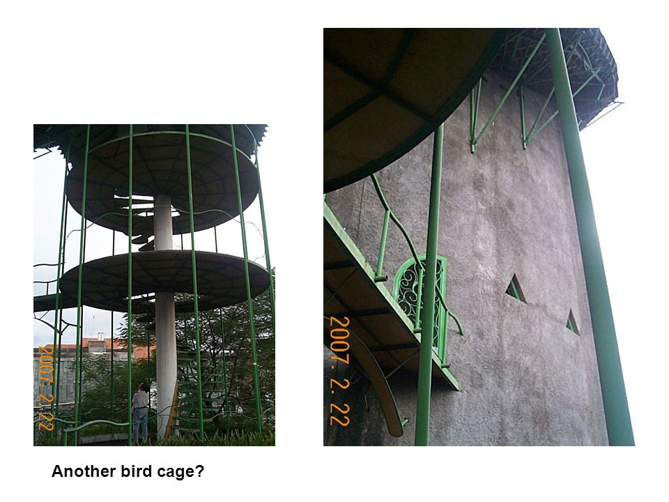 Another bird cage