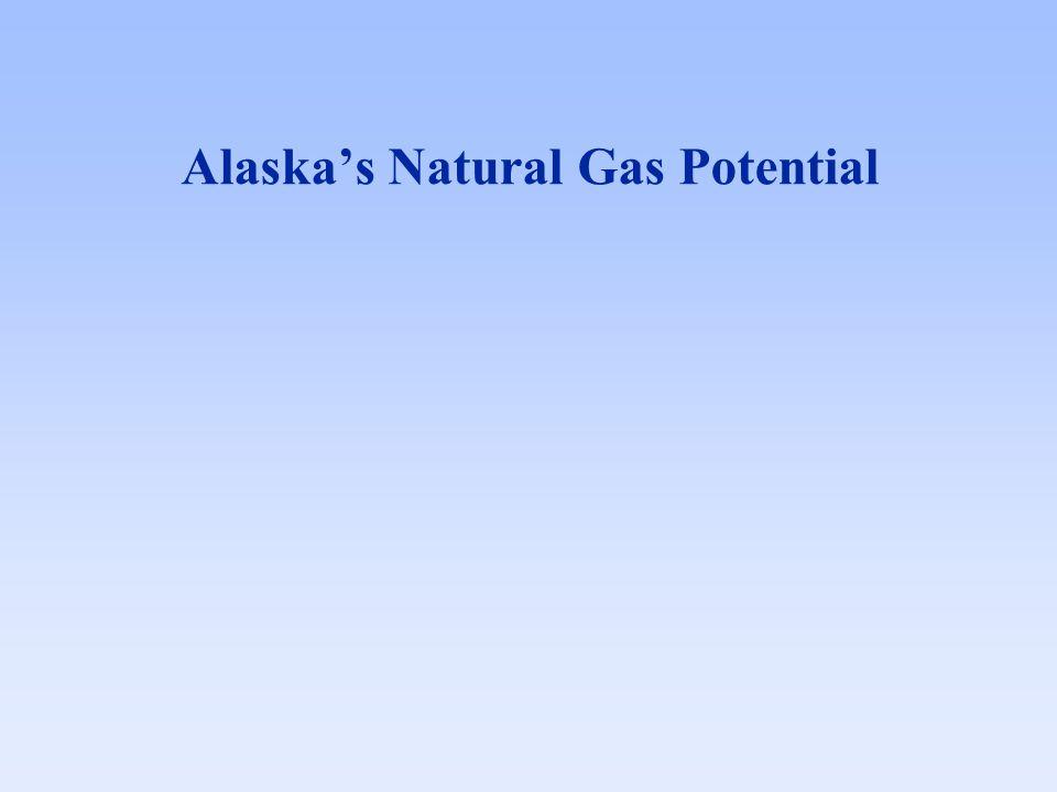 Alaska's Natural Gas Potential