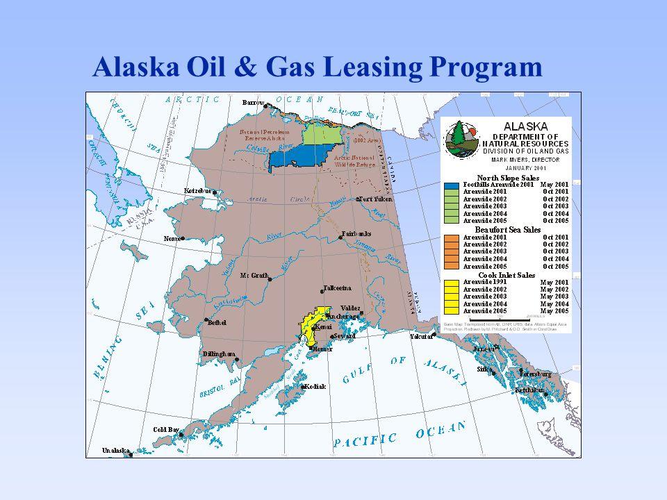 Alaska Oil & Gas Leasing Program