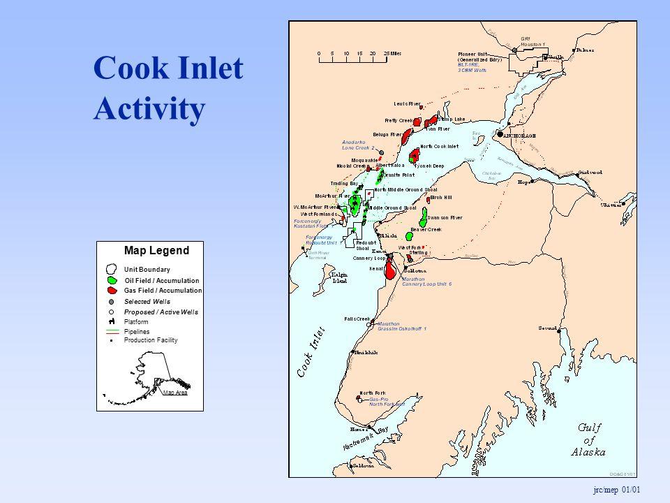 Cook Inlet Activity jrc/mep 01/01