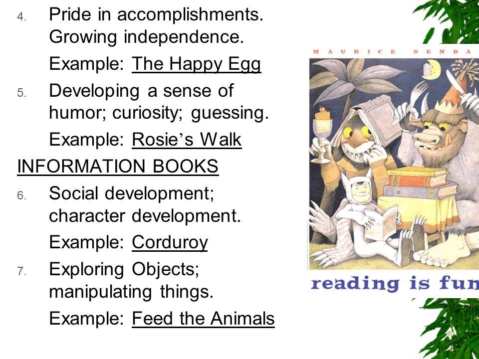 Literature for Preschoolers 1.Rapid development of language.