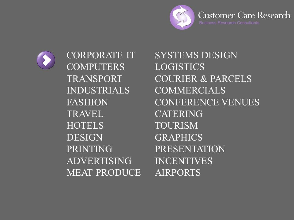 CORPORATE ITSYSTEMS DESIGN COMPUTERSLOGISTICS TRANSPORTCOURIER & PARCELS INDUSTRIALSCOMMERCIALS FASHIONCONFERENCE VENUES TRAVELCATERING HOTELSTOURISM DESIGN GRAPHICS PRINTING PRESENTATION ADVERTISING INCENTIVES MEAT PRODUCEAIRPORTS