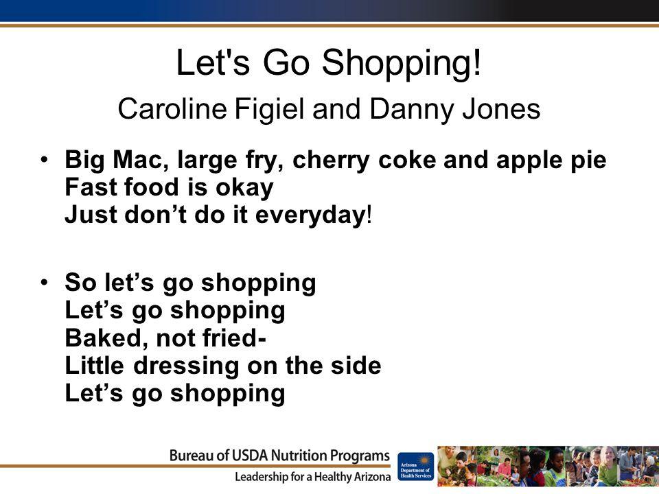 Let s Go Shopping.