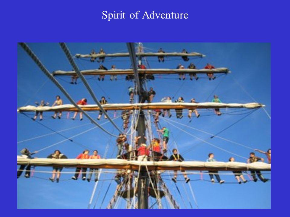 21 Spirit of Adventure