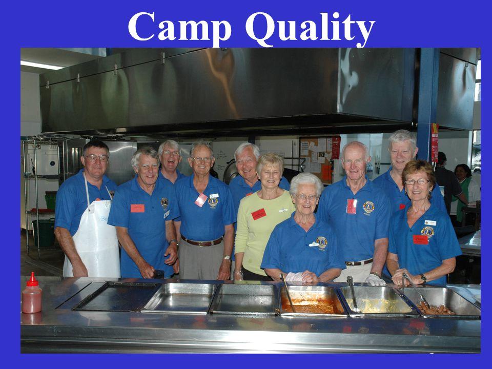 23 Camp Quality