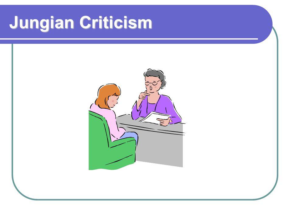 Jungian Criticism