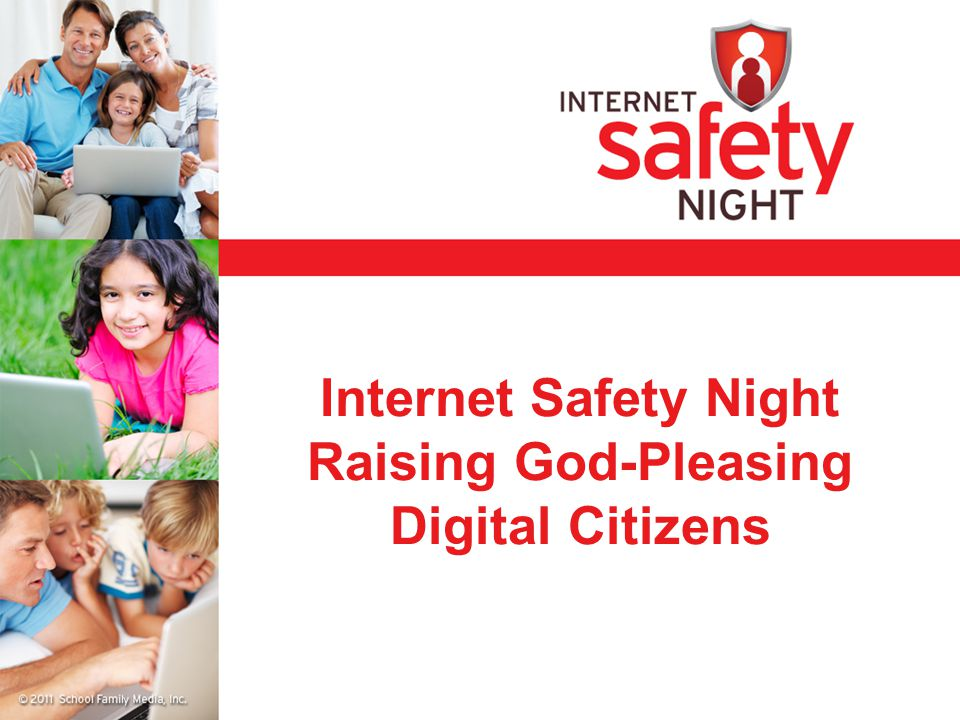 Internet Safety Night Raising God-Pleasing Digital Citizens