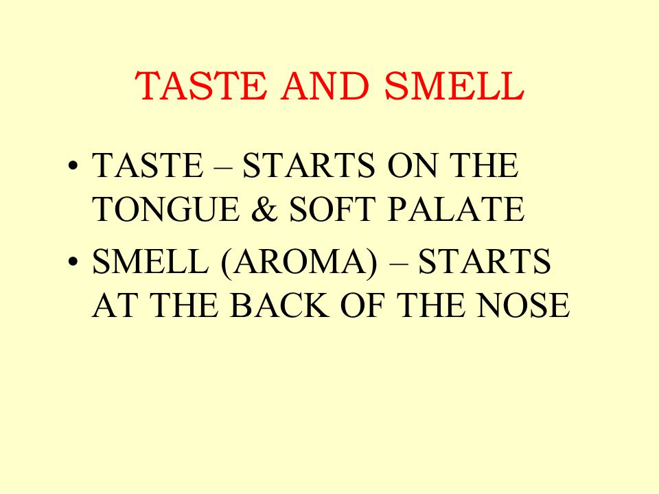 Tonight we have 6 aroma reference standards for you smell: 1 - Blackcurrant 2 - Blackberry 3 - Anise 4 - Black pepper 5 - Oak 6 - Leather