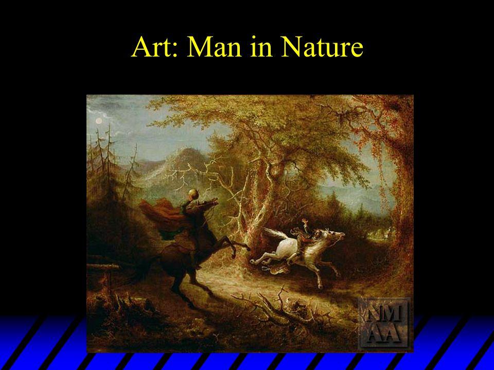 Art: Man in Nature