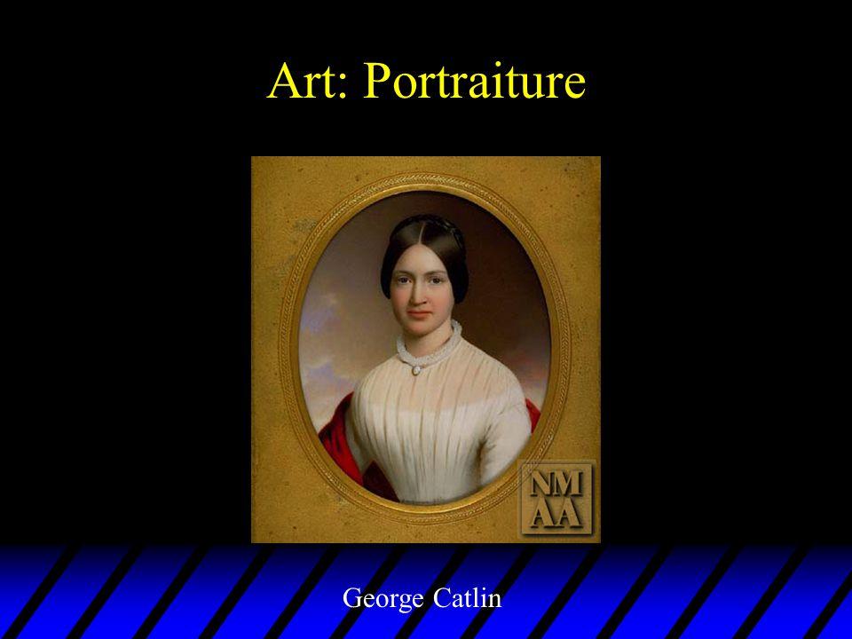 Art: Portraiture Gilbert Stuart