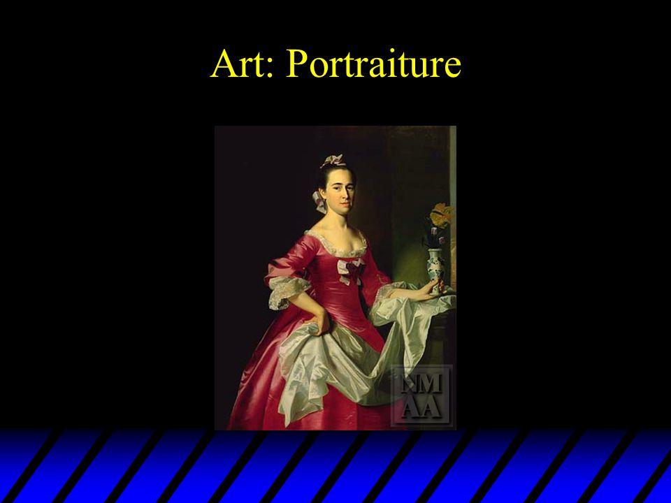 Art: Portraiture George Catlin