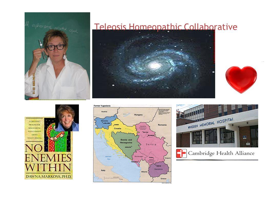 Exploring YOUR health narrative Teleosis Homeopathic Collaborative