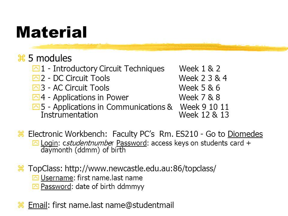 ELEC130 Electrical Engineering 1 Gunilla BurrowesFernando Martinez EA G24EE 102 (p) 4921 63524921 6149 email gunilla@eefmm@ecemail Mon &Fri 2-3pmHelp Desk HELP - EA G08 - during office hours