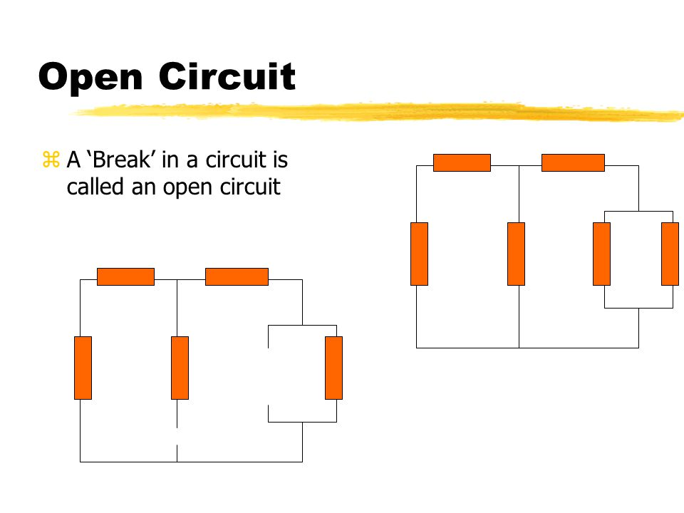 What is a circuit.