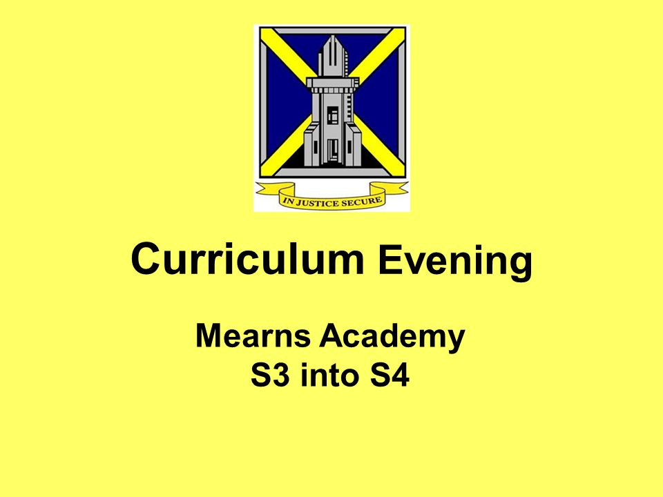 When choices are made Nearly all pupils in S5 will start a course at the appropriate level – Nat 5 or Higher Build on their skills from S4 and work hard to ensure progression.