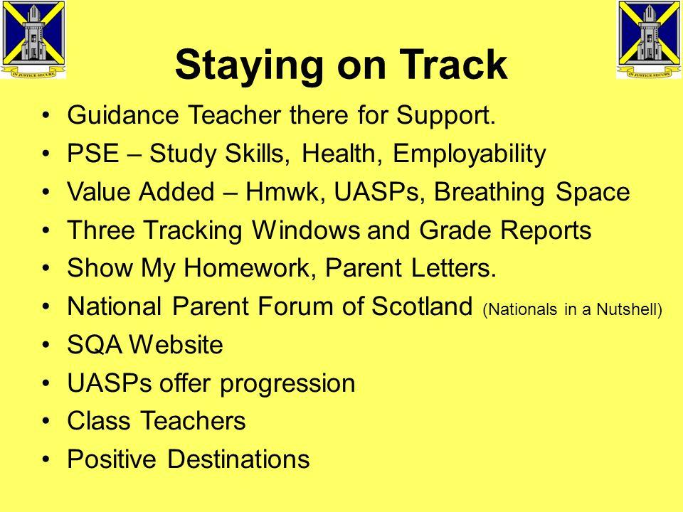 S3 Course Choice Guidance Input